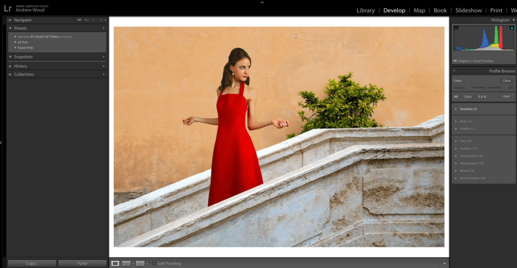 how to install presets lightroom